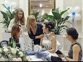 Ведущая свадьбы в Италии