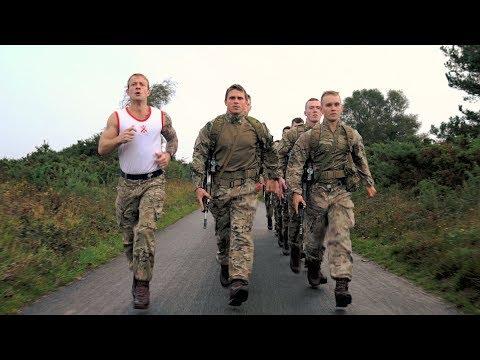 The 9 Miler - Test 2 - Royal Marines Commando Tests