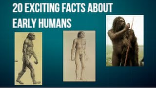 Repeat youtube video 20 Exciting Facts About Early Humans