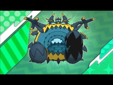 Capturing Guzzlord Alternate Haouli City : Pokemon Ultra Sun & Ultra Moon