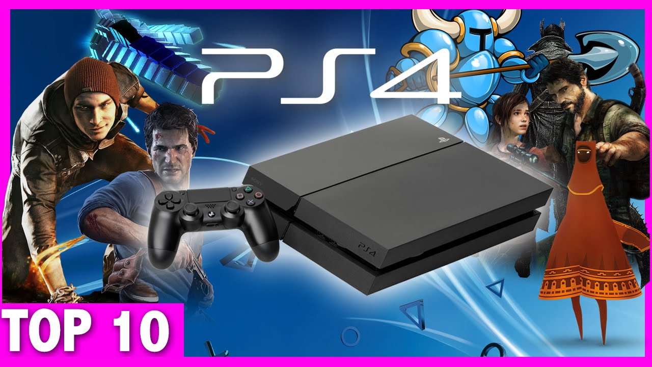 Top 10 Must Own Ps4 Games Exclusives Youtube