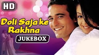 All Songs Of Doli Saja Ke Rakhna {HD} - Akshaye Khanna - Jyothika - A. R. Rahman Songs