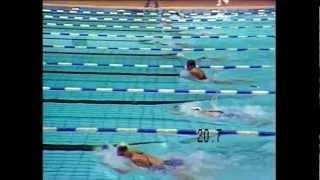 1980 Olympic Women's 200 m breaststroke final - Lina Kačiušytė