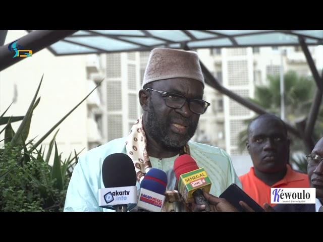 Il ny aura pas de deuxième tour au Sénégal, je men fous de Touba, Moustapha Cissé Lo