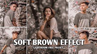 soft brown lightroom presets | lightroom presets photo editing | lightroom new presets 2021 screenshot 2