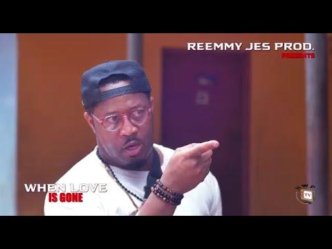 Download WHEN LOVE IS GONE - (Trending New Movie) Mike Ezuruonye 2021 Latest Nigerian New Movie Full HD