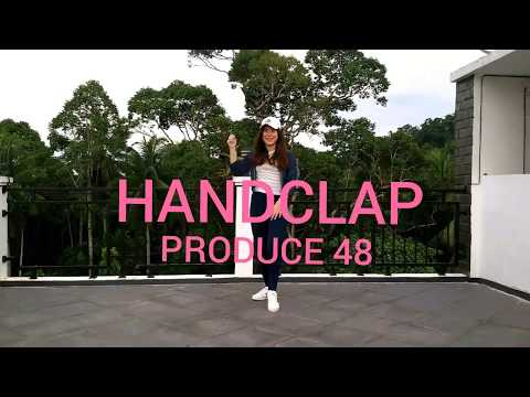 PRODUCE 48 - HANDCLAP DANCE COVER