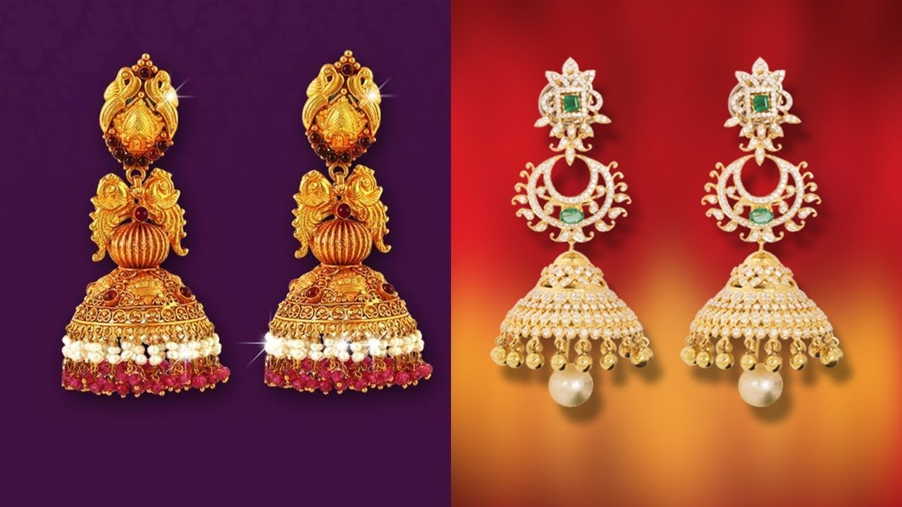 Lalitha Jewellery Gold Ring Designs