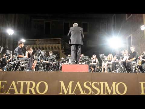 Free World Fantasy Orchestra di Fiati Bellini (CATANIA)