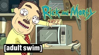 Rick and Morty | Ants In My Eyes Johnson | Adult Swim UK 🇬🇧