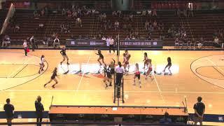 Highlights: Pepperdine Sweeps Weber State 3-0