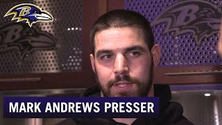 Mark Andrews: Nobody Thought We Would Feel This Way | Baltimore Ravens