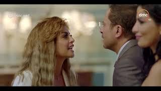 مسلسل قيد عائلي - فضيحة مروان في الفرح وقدام المعازيم بعد ما مراته عرفت انه اتجوز عليها