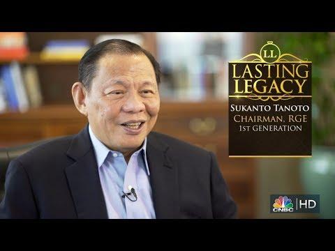 Sukanto Tanoto Shares 50-Years of...