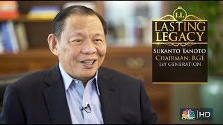 Sukanto Tanoto Shares 50-Years of Entrepreneurial Journey on CNBC Lasting Legacy