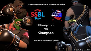 Champion vs Champion: SSBL vs NHBL