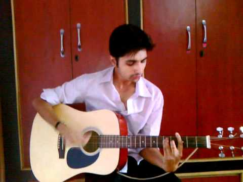 Tum ho toh (Rock On) by harsh (Cover + tutorial + chords + lessons ...