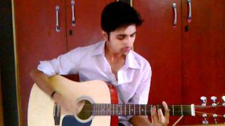 Tum ho toh (Rock On) by harsh (Cover + tutorial + chords + lessons)