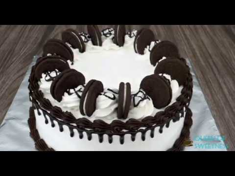 how to make cake oreo