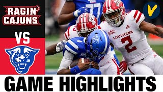 #19 Louisiana vs Georgia State Highlights | Week 3 | 2020 College Football Highlights