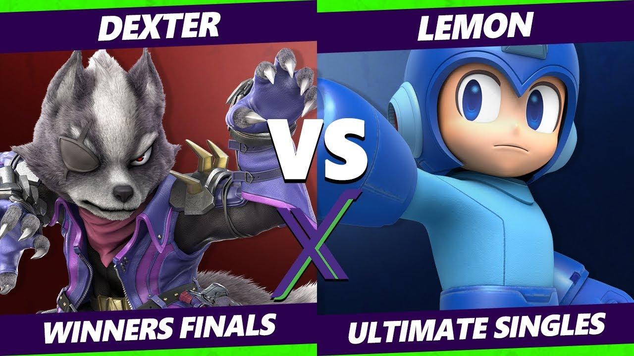 Smash Ultimate Tournament - Dexter (Wolf)  Vs. Lemon (Mega Man) - S@X 289 SSBU Winners Finals