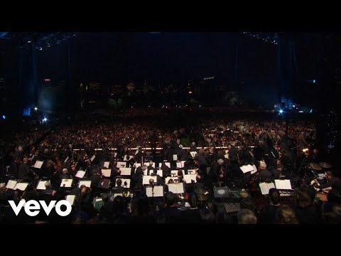 Andrea Bocelli, Bryn Terfel - Home On The Range (HD)
