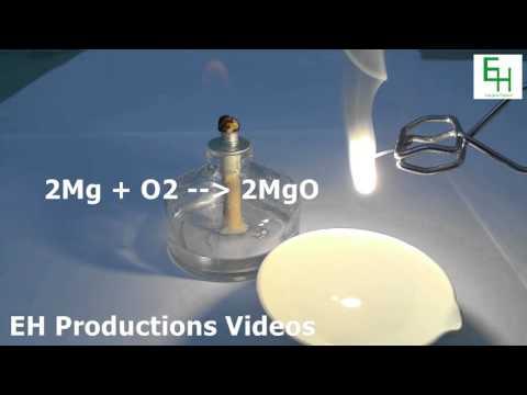 Make Magnesium Oxide