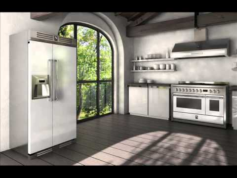 steel : the genesi line - youtube - Steel Cucine