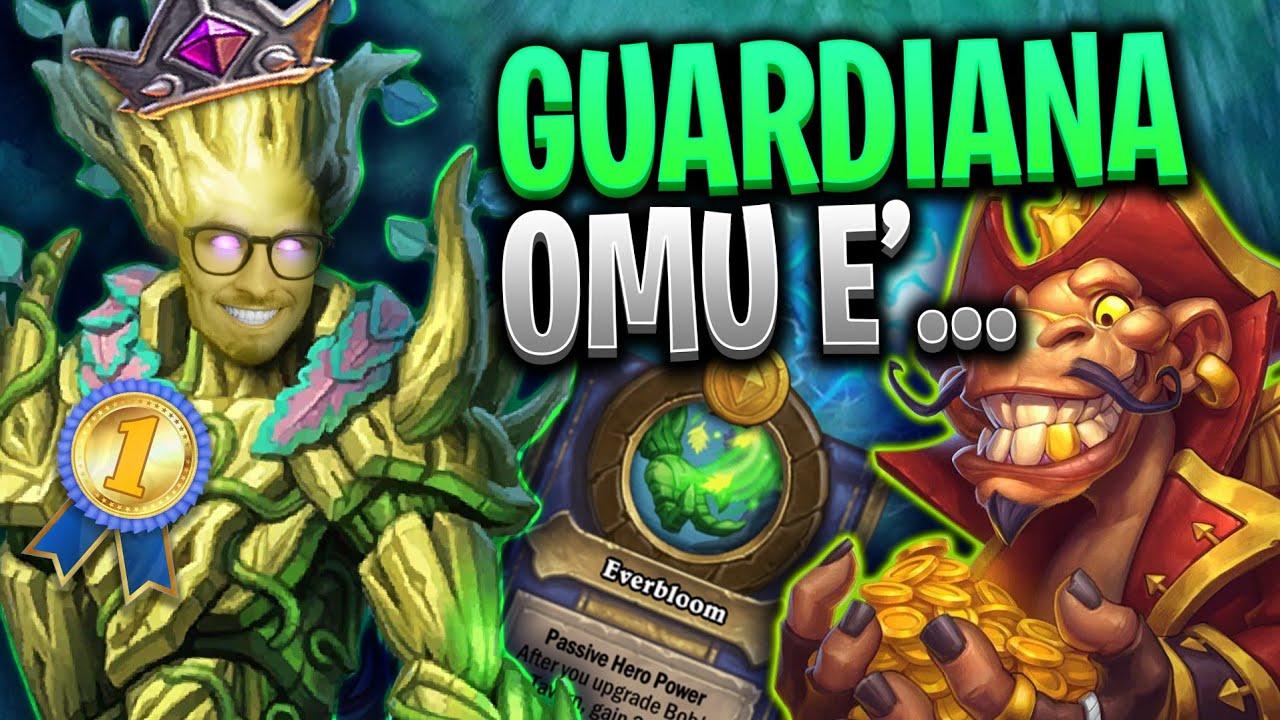 GUARDIANA OMU MVP!! [HEARTHSTONE ITA]