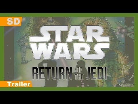 Star Wars: Episode VI - Return of the Jedi (1983) Trailer