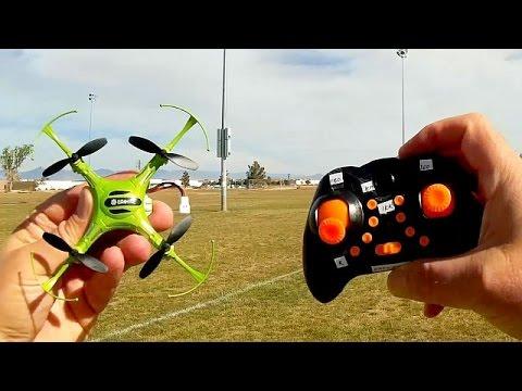 Eachine H8S 3D Mini Inverted Drone Flight Test Review