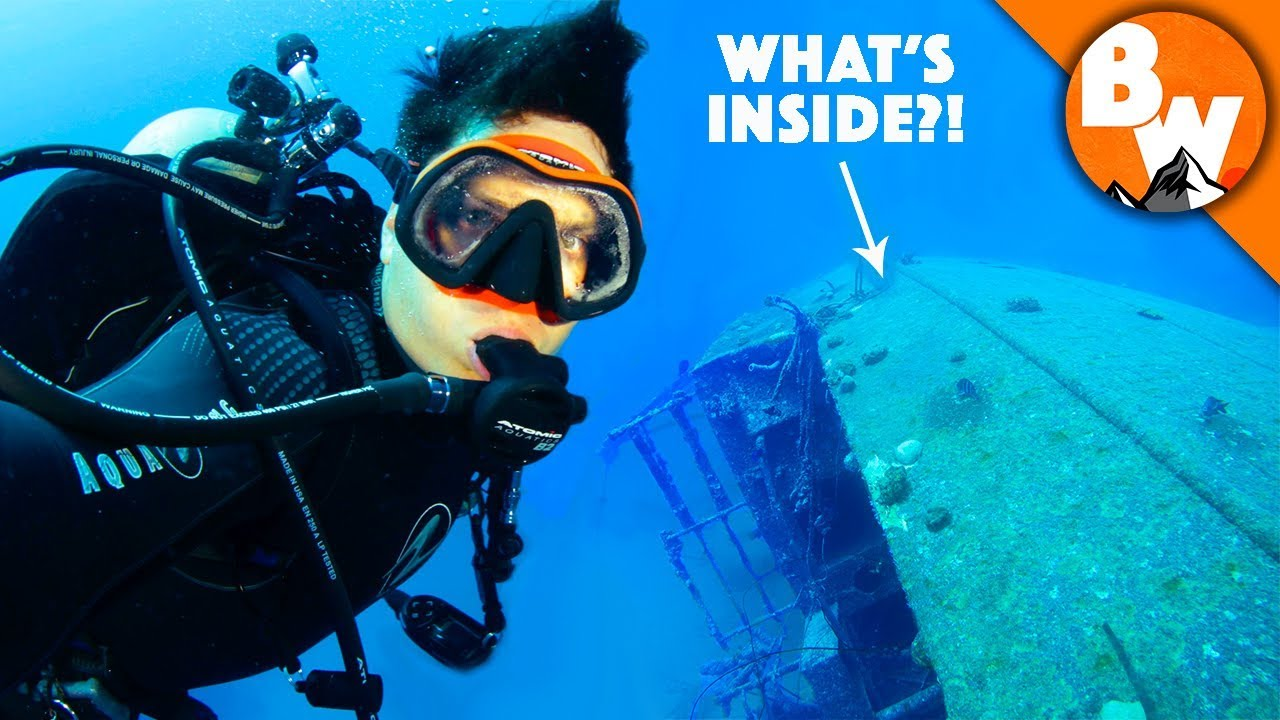 What's Inside the FBI's Most Wanted Shipwreck?!