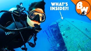 whats inside the fbis most wanted shipwreck