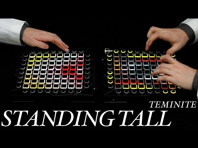 Teminite - Standing Tall Ft. Jonah Hitchens // Dual Launchpad Performance