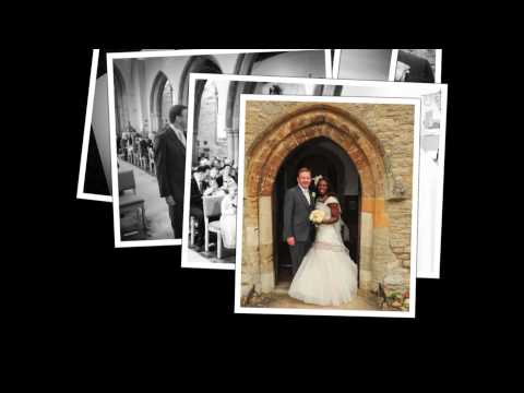 Dee & Rob - St Owens Church, Bromham, Beds & The Bedford Swan Hotel