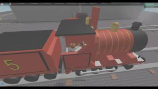 Roblox Thomas and Friends James and The Tar Wagon