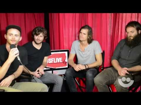 KONGOS | #SFLive Interview