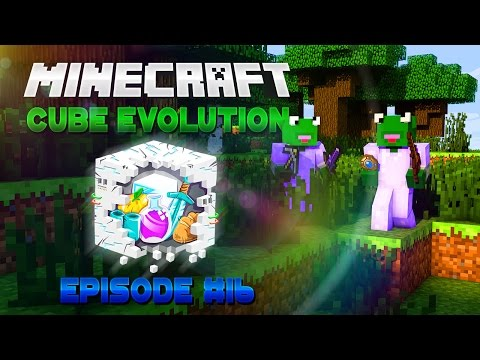 The Cube Evolution - Episode 16 - MY REAL VOICE