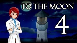 Прохождение To the Moon #4 [Свадьба на берегу моря]
