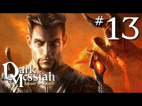 Dark Messiah of Might and Magic - Part 13 (In Which We Commit Zombie Genocide, and Fight a Lich)