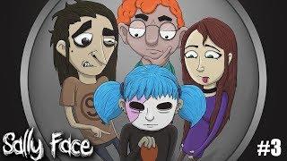 Sally Face Эпизод Три, ещё поиграем 3
