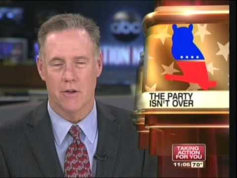 ABC Action News (Tampa) Florida Whig Party Interview 4-22-2010