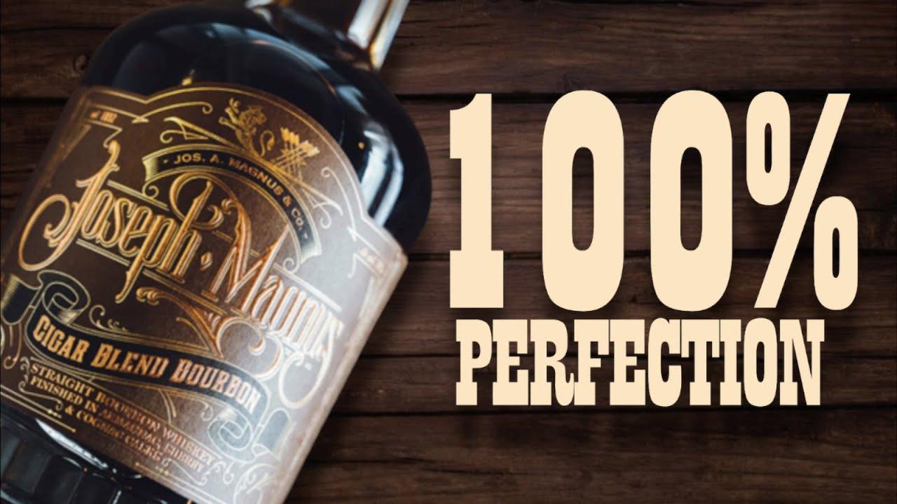 Joseph Magnus Cigar Blend Bourbon Whiskey