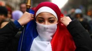 Arab muslim girl video