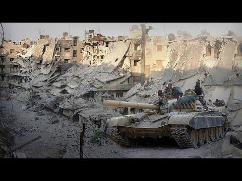 ᴴᴰ Syria ♦ Men against Tanks in Darayyaиз YouTube · Длительность: 34 мин34 с