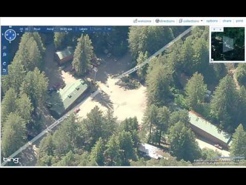 Stone Owl retracted from Bohemian Grove Aerial Maps