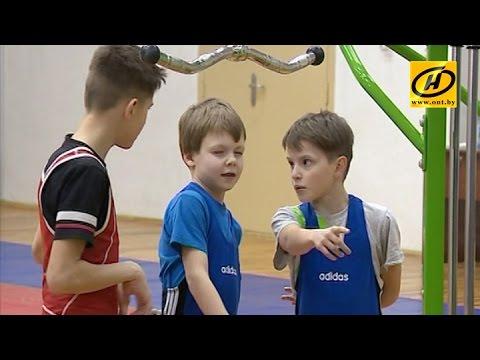 Силовые тренажеры занятия, показ упражнений! - YouTube