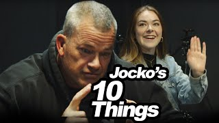 10 Things Jocko Willink Can't Live Without - 10 Things Jocko Uses on a Daily Basis
