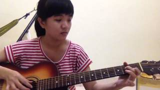 Forever - Guitar solo - Khánh Vy
