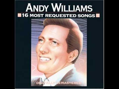Andy Williams  A Time For Us